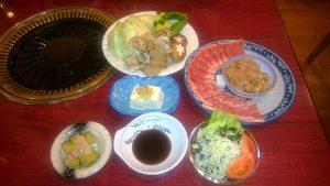 けーちゃん+飛騨牛焼肉